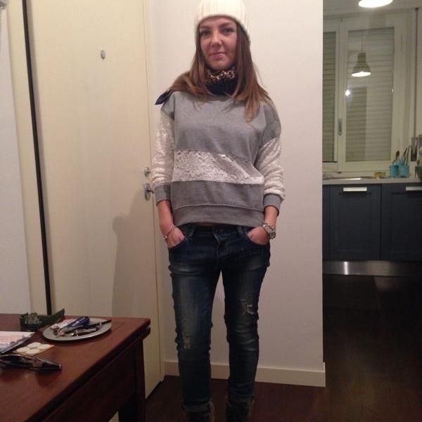 my casual outfit by  angi