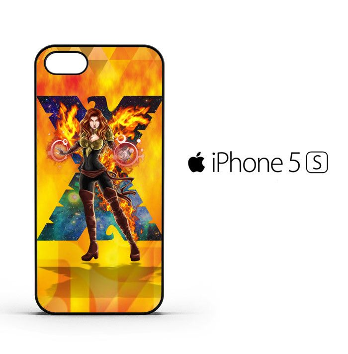 Xmen Phoenix Force Inspired Y2836 iPhone 5 | 5S | SE Case