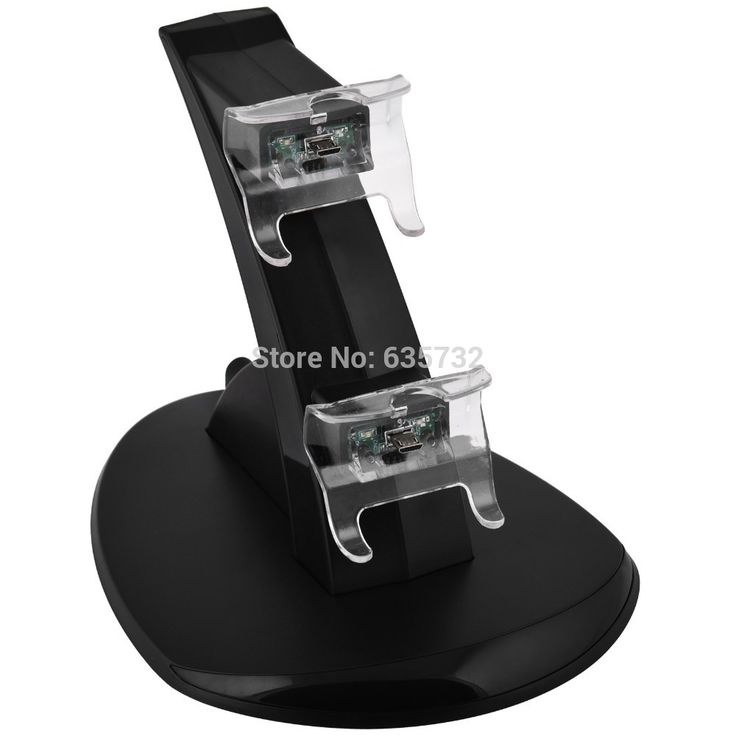 Зарядки стенд-станции зарядное устройство док-станция для XBox One беспроводной контроллер