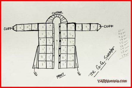 Gorgeous Gal Granny Square Cardigan - Crochet Tutorial