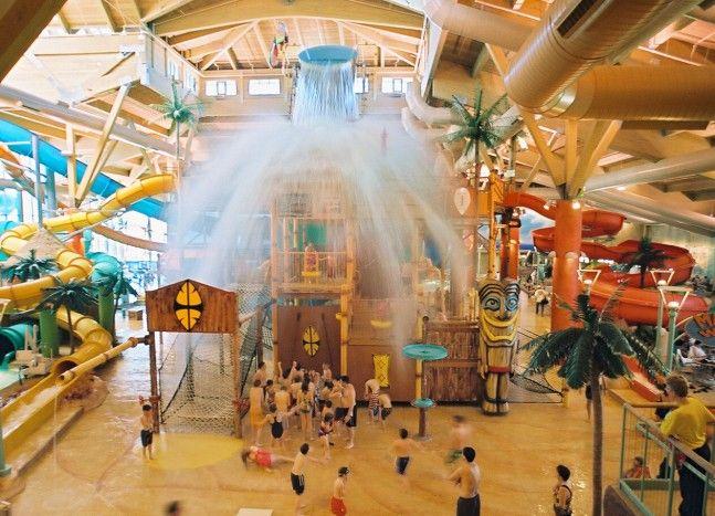 Indoor Amusement In Pa Review Of Splash Lagoon Indoor