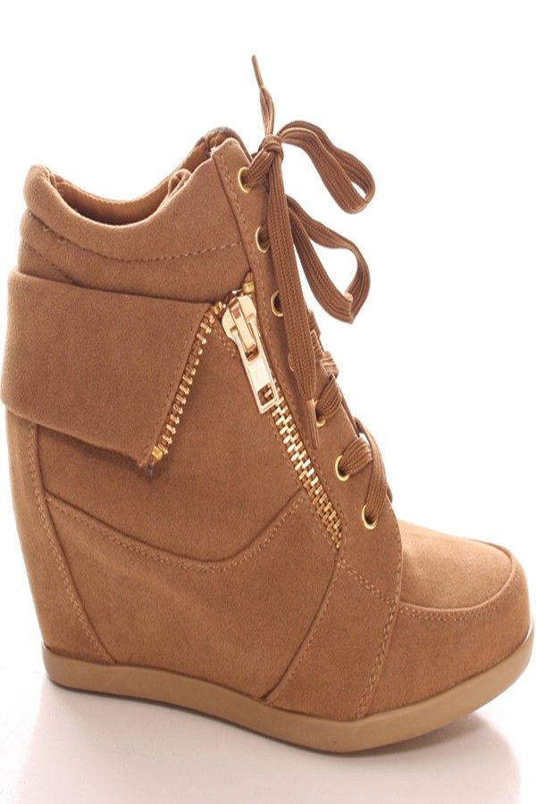 TAN GOLD FAUX SUEDE LACE UP 3 INCH HIDDEN PLATFORM WEDGES,Womens Wedge Shoes For Sale-Heels Wedges,Suede Wedges,Lace Up Wedges,Platform Wedges Shoes,Cutout Wedge Shoes,Sneaker Wedges,Booties Wedges,Cheap Wedge Sandals Shoes,Studded Wedges,Spiked Wedges,Strappy Wedges Shoes Online