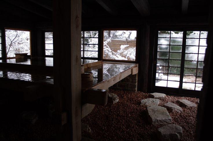 Bagno giapponese tradizionale Ofuro - [WabiSabiCulture] zen ed arti meditative