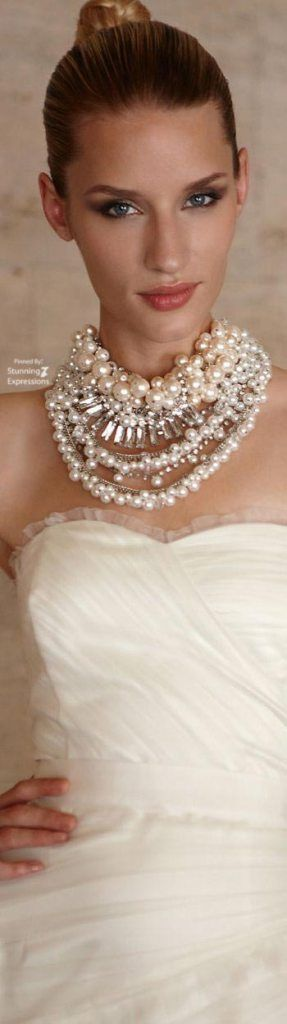 Lady in Pearls – Stunning Expressions