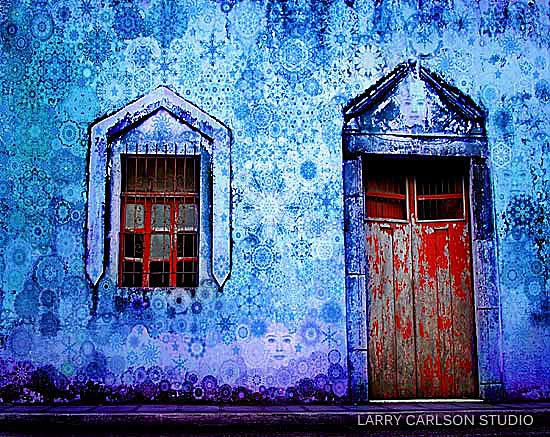 CALLEDOS16x20 matted Mexico photograph by LarryCarlsonStudio, $75.00