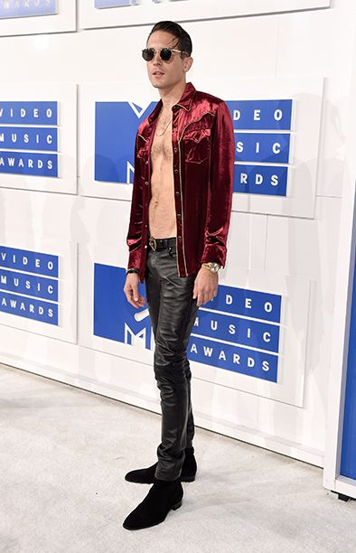VMAs 2016: The Best and Worst Dressed | WORST: G-Eazy | EW.com
