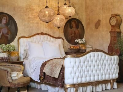 Łóżko  farncuskie ludwik XV