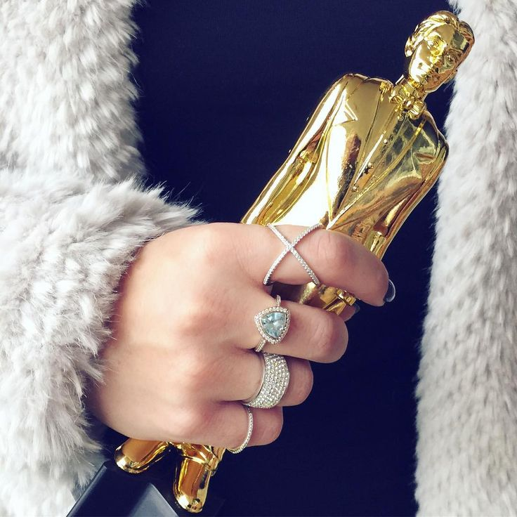 Do you love the Oscars? Ambler sure does. On Oscars Night, you can watch the show at the Ambler Theater. Dressing for the red carpet is encouraged, and you can find awesome Oscar jewelry, like these rings, at Wild Lilies Jewelry! #oscars #oscarsparty #redcarpet #ambler #smalltown #jewelry