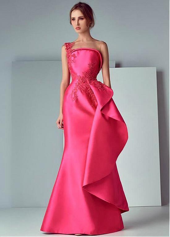 19 best Evening Dresses images on Pinterest | Formal evening dresses ...