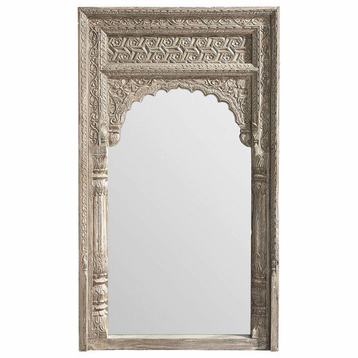 Indisches Spiegel Gandhi