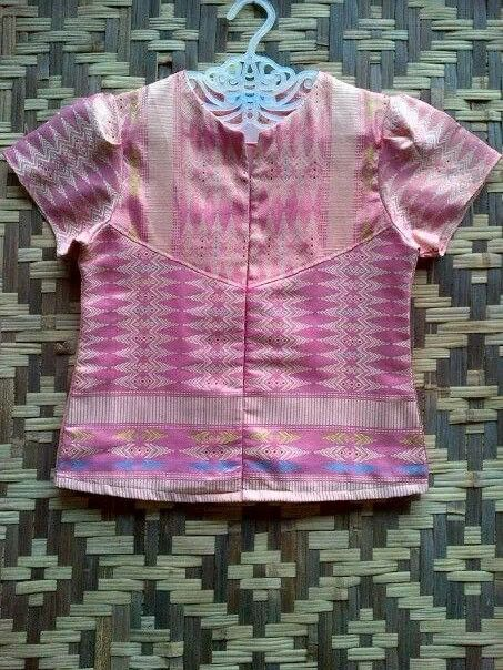 Songket Top.