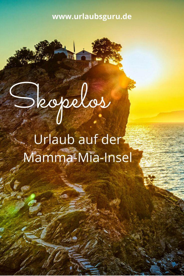 Die griechische Insel zeigt sich nicht nur im Film Mamma Mia! von ihrer besten Seite. Hier stellt euch der Urlaubsguru diese tolle Insel genauer vor!