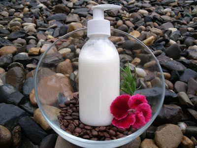 Misha Beauty - přírodní kosmetika a jiné DIY projekty : Mléko proti celulitidě