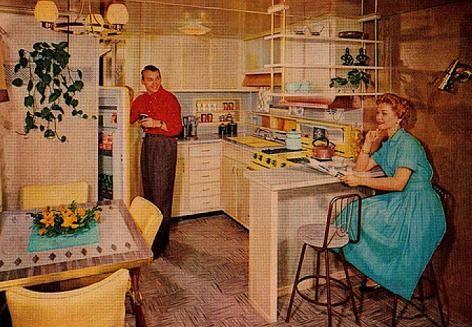 Image detail for -Love Vintage Mobile Homes & Mobile Home Parks / 1950's mobile home ...