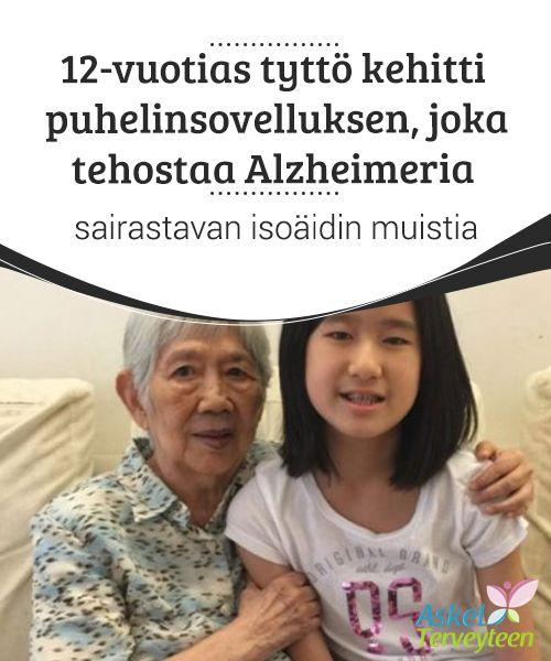 12-vuotias tyttö kehitti puhelinsovelluksen, joka tehostaa Alzheimeria sairastavan isoäidin muistia   Emma Yang on #ainutlaatuinen tyttö. 12-vuotias tyttö asuu Hong Kongissa ja hänen #perheeseensä kuuluu #Alzheimeria viisi vuotta sairastanut isoäiti.  #Mielenkiintoistatietoa