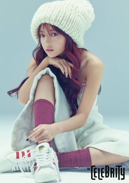Goo Hara - The Celebrity Magazine September Issue 15 #kara #hara #goohara