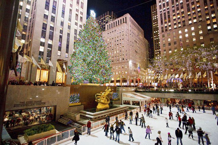 I mercatini di Natale di New York 2014