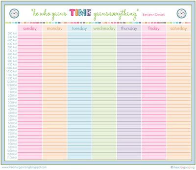 Best 25+ Hourly planner ideas on Pinterest | Study inspiration ...