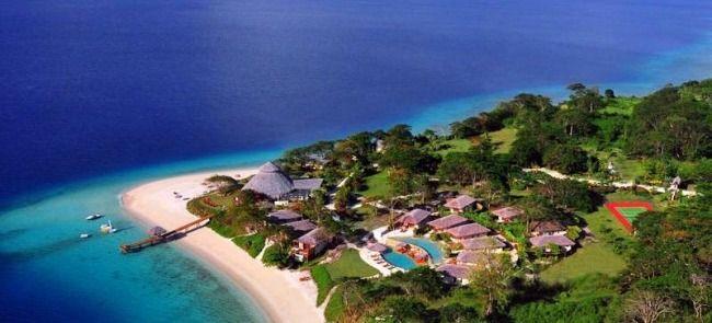 The Havannah, Vanuatu - luxury couples resort