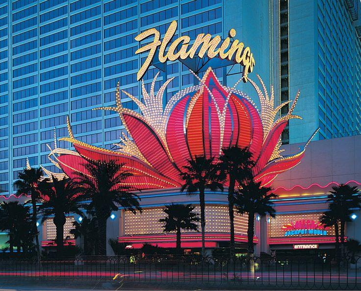 Pink flamingo casino gambling ties