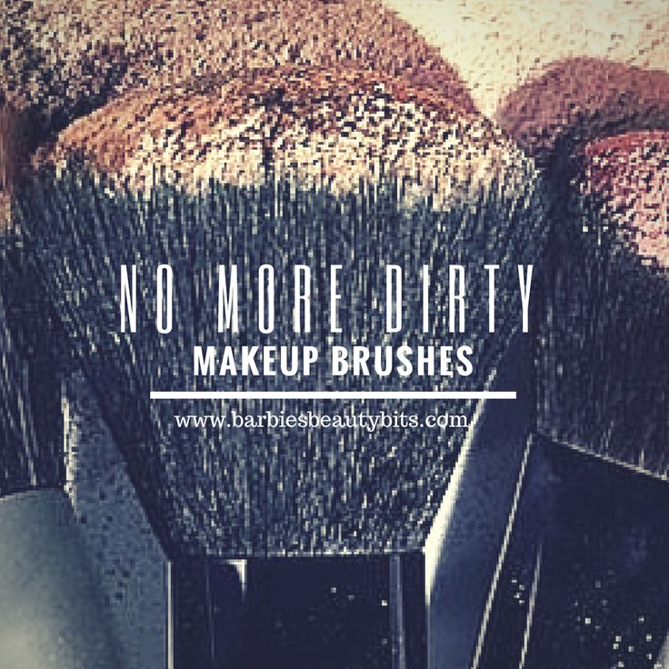 Makeup brushes 101, everything from cleaner and more, by Barbie's Beauty Bits