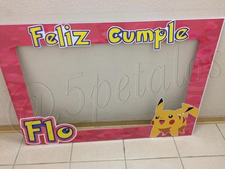 Marco Selfie #pokemongo #personalizado #femenino #pikachu