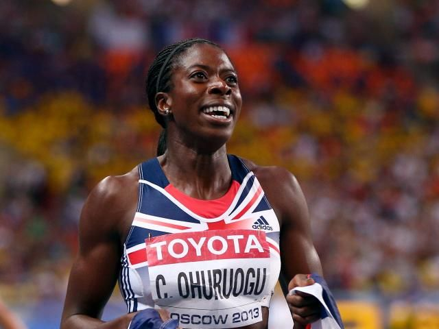 9 life lessons from Commonwealth and Olympic athlete Christine Ohuruogu - 'I start every session thinking about my goal.'  #CommonwealthGames #Fitness