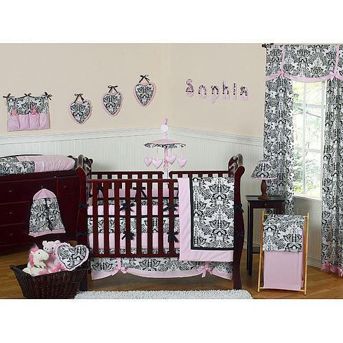 nursery rose bud paraphernalia pinterest babies r us crib bedding sets and pink bedding. Black Bedroom Furniture Sets. Home Design Ideas