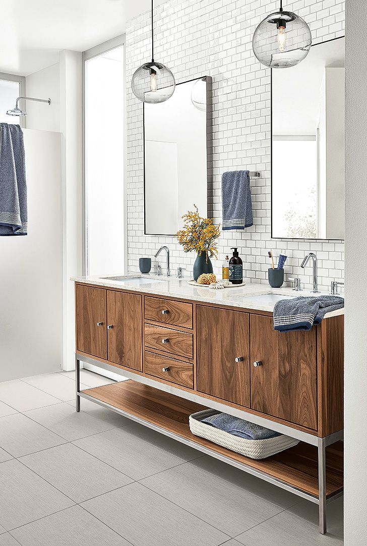 Design Your Own Modern Vanity Bathroom Vanity Cabinets Modern