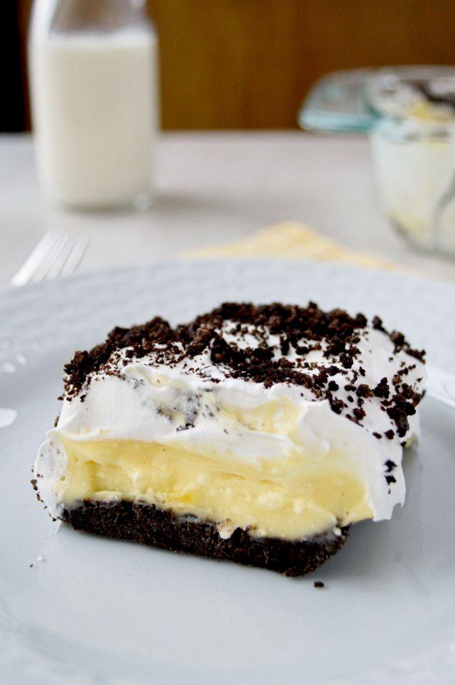 NapadyNavody.sk | Oreo torta s vanilkovo-tvarohovou plnkou