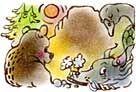 Kalevalan kankahilla - Netti- ja draamatehtäviä peruskoululaisille