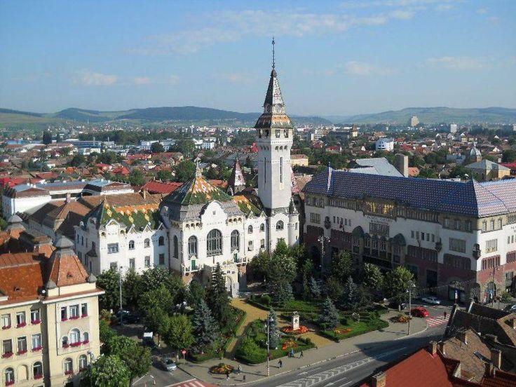 Târgu Mureș. The President Hotel