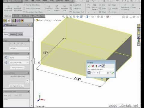 The new SolidWorks 2014 updates are out! Check out our playlist, with many free tutorials: http://www.youtube.com/playlist?list=PLx-VY2mDlK2Fyg3Q2SOtWFeFdtmQoidBL. The course is available at www.video-tutorials.net, at the following page, and is included with the SolidWorks complete video library: http://www.video-tutorials.net/vtn/index.php?main_page=product_info&cPath=66&products_id=248 (2:12 hours, 61 video tutorials).