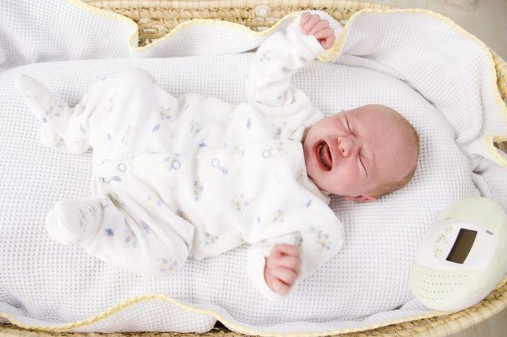 ¿Es normal si la cara de mi recién nacido se pone roja cuando está en movimiento? | Muy Fitness