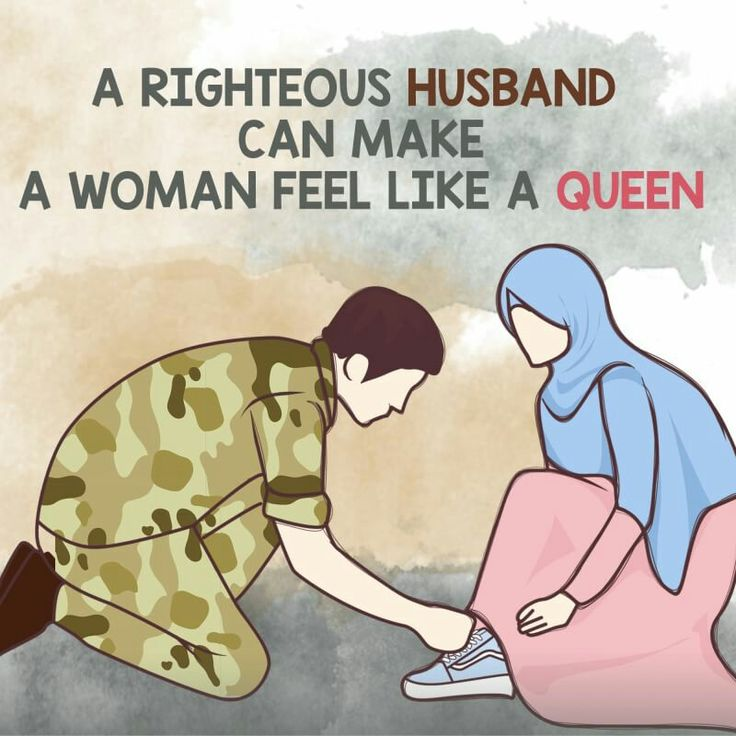 A righteous husband can make a woman feel like a queen.. . . Source: @kebayalaksmi