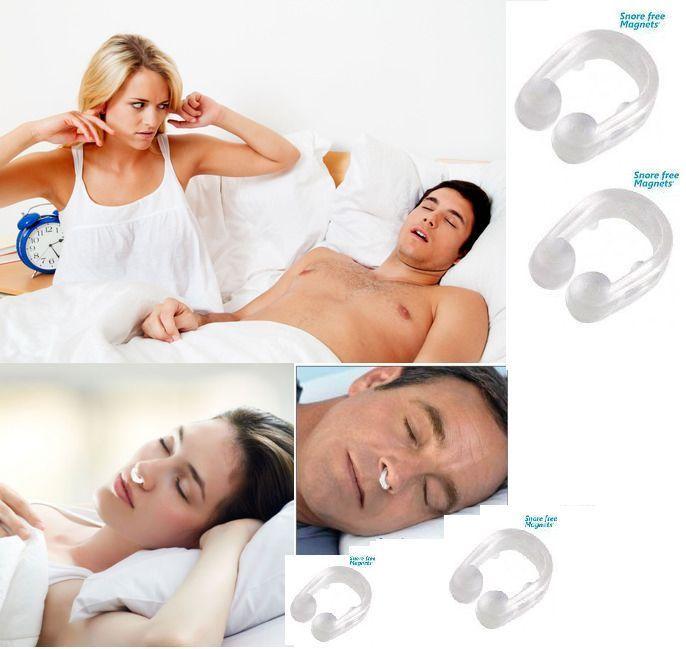 Anti Schnarch Magnet, Alternative Hilfe gegen schnarchen, Schnarch Stopper