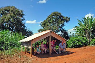 Bothell couple starts farmer-focused coffee company