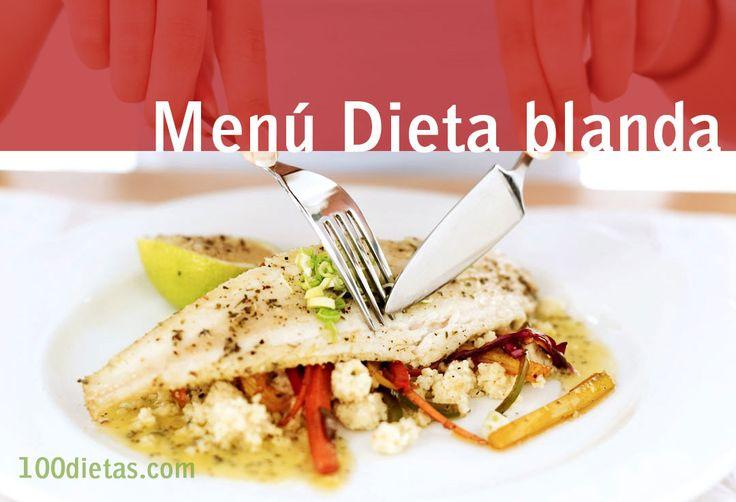 La Dieta Blanda bien hecha está indicada para la recuperación de enfermedades del sistema digestivo y puede ayudar a perder peso de forma saludable.
