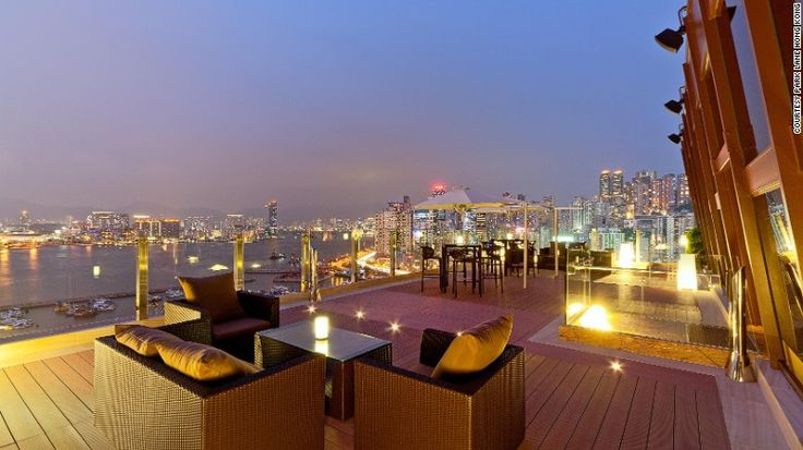Park Lane Hong Kong | THE UT.LAB | Hong Kong Hotels with the Best Views *
