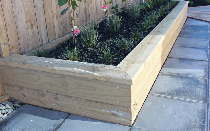 Raised Garden Bed - Hatfields Beach