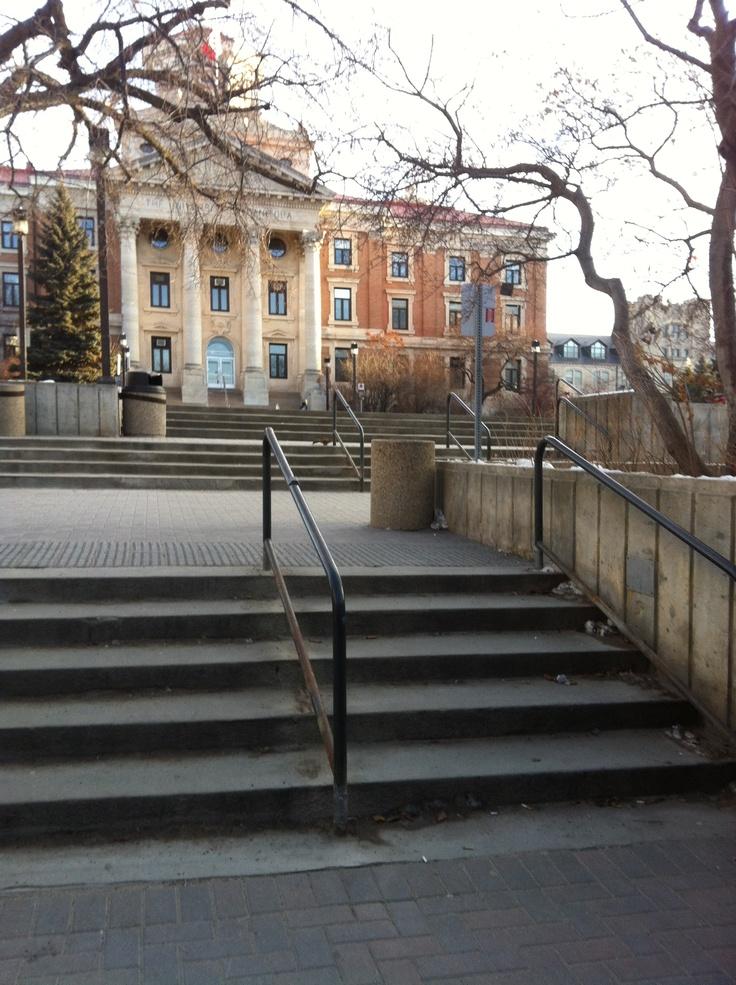 University of Manitoba.  I studied here!