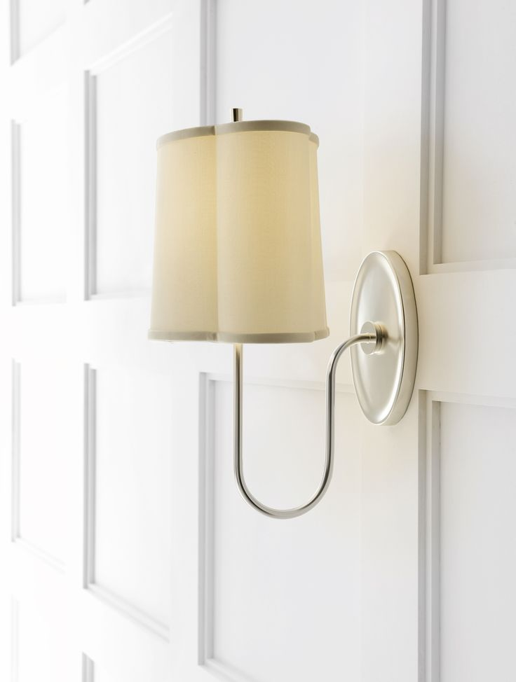 simple scallop wall sconce master bedroom sconces