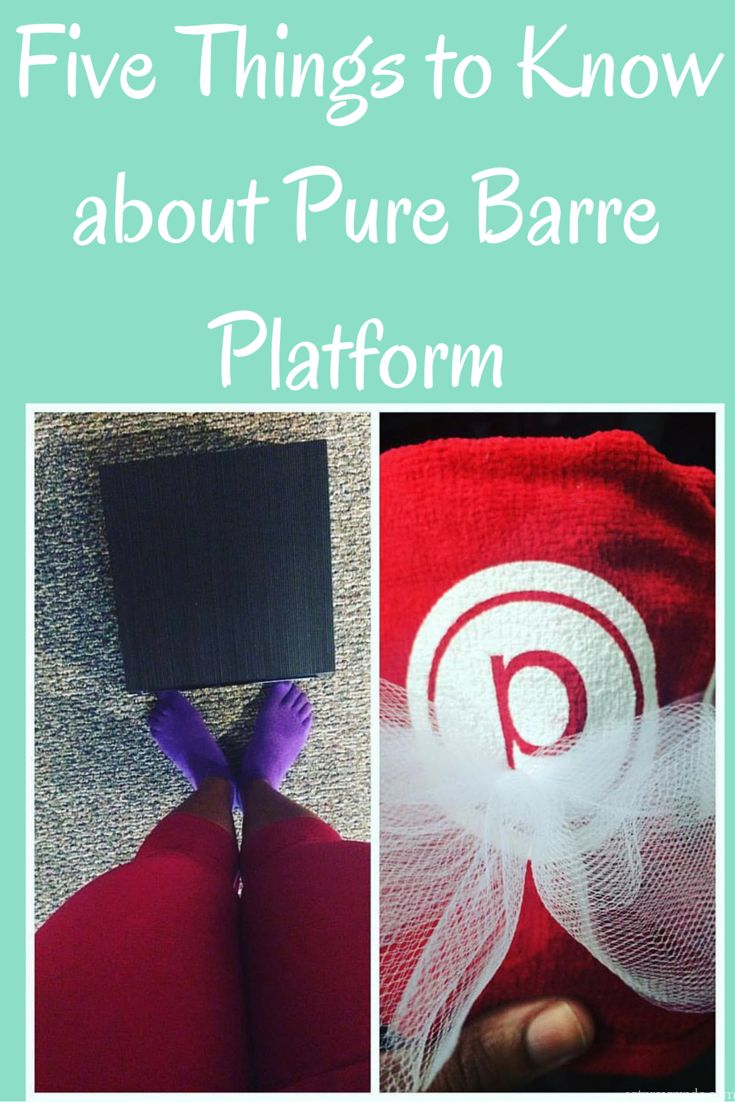 13 best pure barre images on pinterest pure barre exercise five things to know about pure barre platform xflitez Gallery