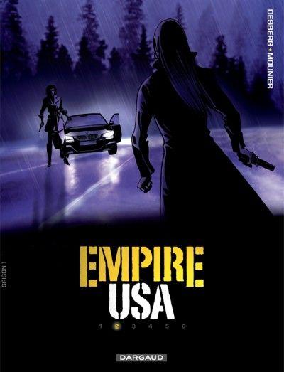 Empire USA - Saison 1