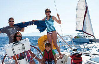 New to Sailing? | Sunsail