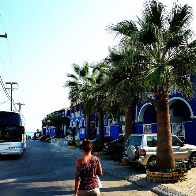 Walking around #Zante! #Zakynthos #island #Greece #Summer Photo credits: @tinu_sz