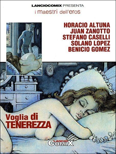Voglia di Tenerezza Italian | CBR | 51 pages | 103 MB