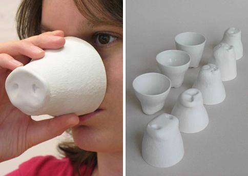 """Snoutcup"" by Jorine Oosterhoof"