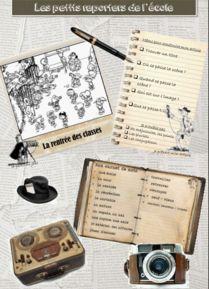 Lanceurs d'écriture - L'âge de classe