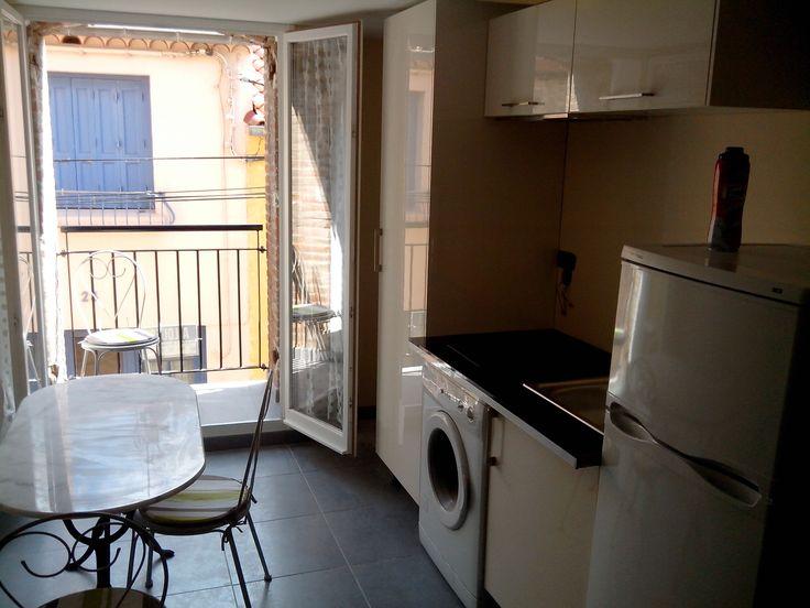 Photo #studio 1er étage - #appartement #vacances #argeles